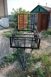 Продам прицеп для квадроцикла